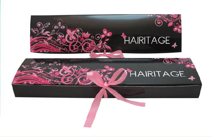 Custom Hair Extension Box Packaging And Printing Fastest